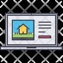 Laptop Website Site Icon