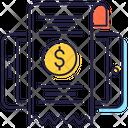 Bill Bank Invoice Shopping Invoice Icon