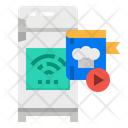 Online Recipe Video Icon