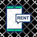 Online Rent Icon