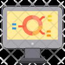 Online Report Online Report Pie Chart Icon