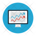 Growth Chart Report Icon