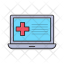 Report Medical Online Icon