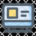 Design Monitor Page Icon