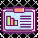 Online Report Online Analysis Report Icon