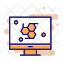 Research Science Lap Icon