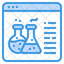 Browser Lab Elearning Icon
