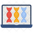 Research Genetic Dna Icon