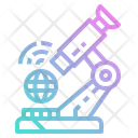 Online Research Icon
