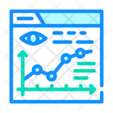 Research Marketing Infographic Icon