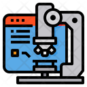 Science Lab Browser Icon