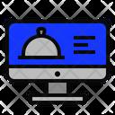 Desktop Food Cloche Icon