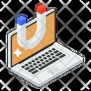 Online Retention Icon