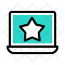 Online Reviews Survey Star Icon