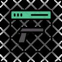 Pistol Crime Gun Icon