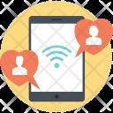 Online romance Icon