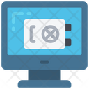 Online Safe Icon