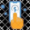 Online Sale Mobile Sale Icon