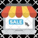 Ecommerce Sale Online Icon