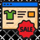 Shop Ecommerce Shopping Icon