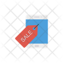 Sale Tag Online Icon