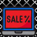 Online Sale Icon
