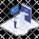 Online Invoice Online Billing Online Receipt Icon