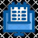 Calendar Computer Date Icon
