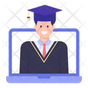 Online Scholar Icon