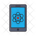 Science Mobile Phone Icon