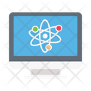 Science Online Education Icon