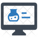 Lab Online Research Icon