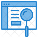 Online Search Search Online Search Icon