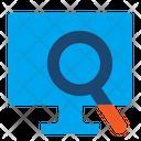 Search Computer Screen Icon