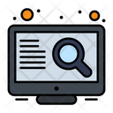Online Search Online Find Internet Search Icon