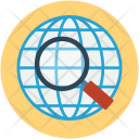 Online Search Icon