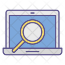 Online searching Icon