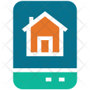 Online Searching House Icon