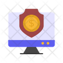 Online Security Cyber Security Technology Icon