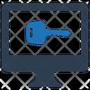 Access Keyword Password Icon