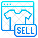Sell Shopping Shop Icon