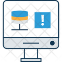 Online Server Rack Icon