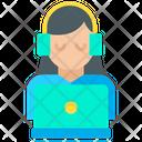 Online Service Icon