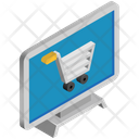 Logistics Delivery Online Icon