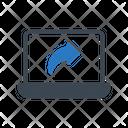 Share Forward Send Icon