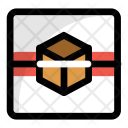 Online Shipment Icon