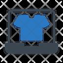 Online Shirt Icon