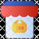 Online Shop Internet Store Icon
