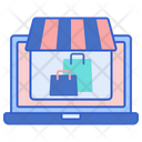 Online Shop Internet Shop Shop Icon