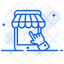 Online Shop Online Shopping Ecommerce Icon